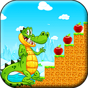 Crocodile Run иконка