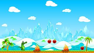 Crocodile Run скриншот 1