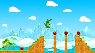 Crocodile Run скриншот 2