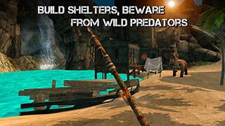 Tropical Island Survival 3D скриншот 3