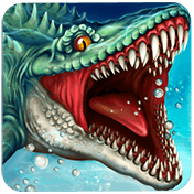 Jurassic Dino Water World иконка