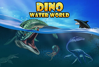 Jurassic Dino Water World скриншот 1
