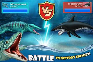 Jurassic Dino Water World скриншот 3