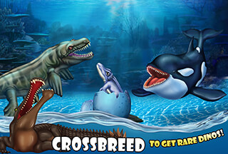 Jurassic Dino Water World скриншот 4