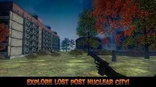 Chernobyl Survival Simulator скриншот 1