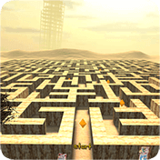 3D Maze 2: Diamonds and Ghosts