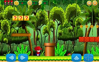 Jungle World of Mario скриншот 1