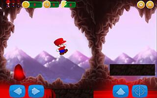 Jungle World of Mario скриншот 2