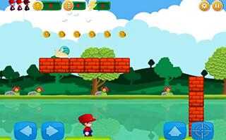 Jungle World of Mario скриншот 3