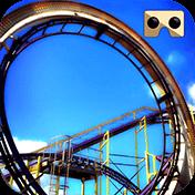 VR Crazy Rollercoaster иконка