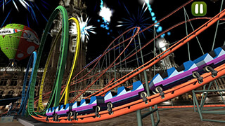 VR Crazy Rollercoaster скриншот 1