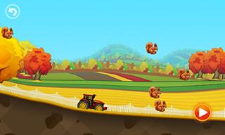 Tractor Hill Racing скриншот 2