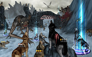 Wolf Online скриншот 2
