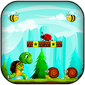 Turtle Adventure World иконка