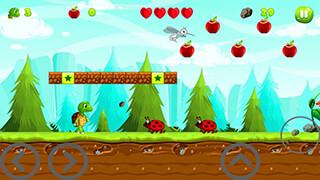 Turtle Adventure World скриншот 1