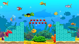 Turtle Adventure World скриншот 2