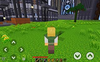 Singlecraft: Multi World скриншот 1