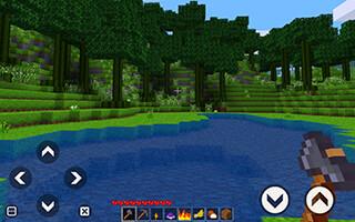 Singlecraft: Multi World скриншот 2