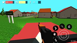 Pixel Unturned: Survivalcraft скриншот 1