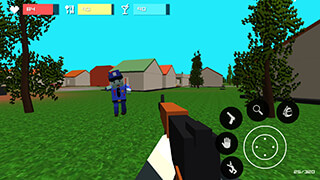 Pixel Unturned: Survivalcraft скриншот 2