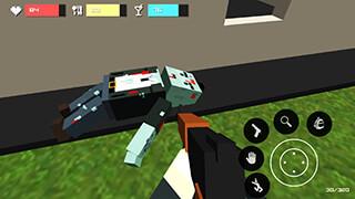 Pixel Unturned: Survivalcraft скриншот 3
