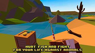 African Survival Simulator 3D скриншот 2