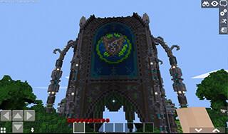 Cartoon Craft: Castle World PE скриншот 3