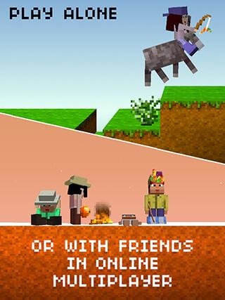 The Blockheads скриншот 2