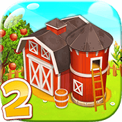 Farm Town: Cartoon Story иконка
