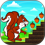 Squirrel Run иконка