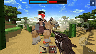 Western Craft 2: Wild West скриншот 1