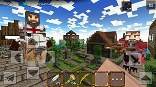 Medieval Craft 2: Castle Build скриншот 1