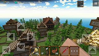 Medieval Craft 2: Castle Build скриншот 2