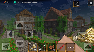 Medieval Craft 2: Castle Build скриншот 3