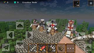 Medieval Craft 2: Castle Build скриншот 4