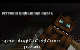 Pizzeria Nightmare Craft скриншот 1