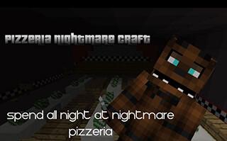 Pizzeria Nightmare Craft скриншот 4