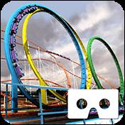 VR Roller Coaster иконка