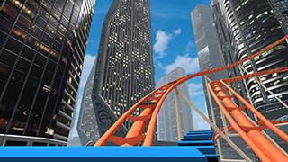 VR Roller Coaster скриншот 1