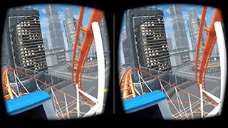 VR Roller Coaster скриншот 3
