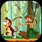 Jungle Monkey Run иконка
