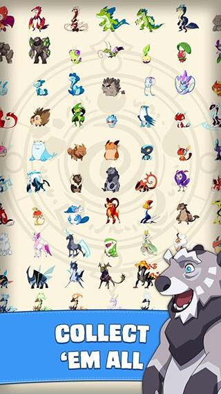 Mino Monsters 2: Evolution скриншот 4