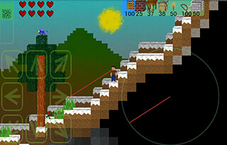 Terrablock скриншот 1