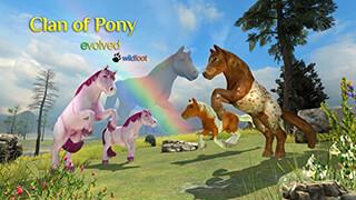 Clan of Pony скриншот 1