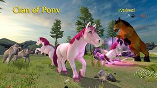 Clan of Pony скриншот 3
