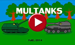 Multanks скриншот 1