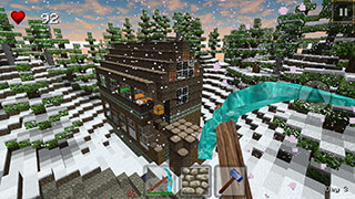 World of Craft: Mine Forest скриншот 3