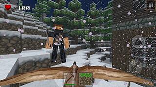 World of Craft: Mine Forest скриншот 4