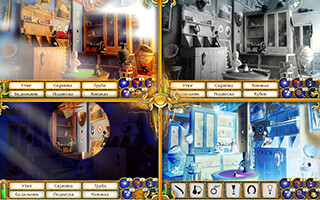 Time Gap: Hidden Object Mystery скриншот 4