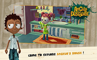 Angelo Rules: The Game скриншот 3